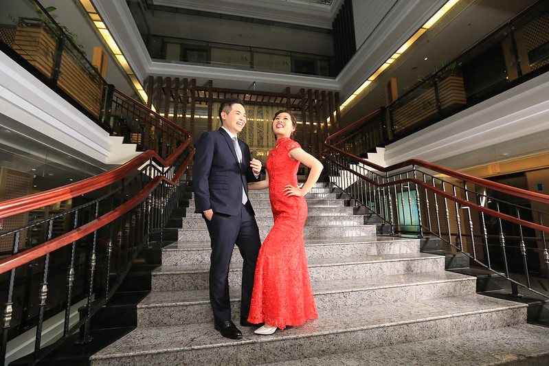 [南投婚攝] 俊毅 & 錦茹 友山尊 爵酒店 | 迎娶午宴 | 婚禮紀錄