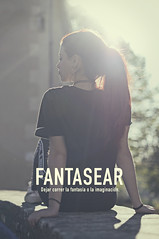 Fantasear (Graella) Tags: fantasear words palabras texto chica girl contraluz relax soñar fantasize teenager portrait people gente luz light backlighting