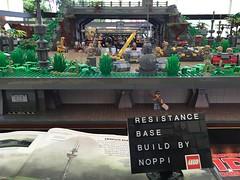 IdS@LLD Star Wars Tage 2017_120 (Bricknator) Tags: imperium der steine angus mcinnes lego star wars rogue one tatooine landingcraft sentinel shuttle ids legoland tage