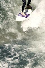 Let's Go Surfing (CoolMcFlash) Tags: board surfer surfing water sport munich münchen germany deutschland eisbach eisbachwelle summer canon eos 60d surboard wasser river flus sommer fotografie photography wave welle tamron b008 18270 lifestyle person
