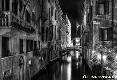 Venezia (Ruinenvogel) Tags: venezia venedig venice italy flcikrtravelaward ngc hdr bw sw nacht night