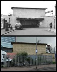Stratford station (Tetramesh) Tags: tetramesh london england britain greatbritain gb unitedkingdom uk localhistory nowandthen thenandnow pastandpresent oldlondon lostlondon presentandpast londonpast socialhistory uklocalhistory londonlocalhistory transporthistory londonstransportpastandpresent londonstransportnowandthen londonstransportthenandnow londonoverground lorol londonovergroundrailoperations londonovergroundrailoperationsltd tfl britishrailways britishrail networksoutheast railtrack networkrail londonunderground londontransport tube thetube metro dlr lightmetro stratfordstation stratford station martinstreet meridiansquare e15 easterncountiesrailway northernandeasternrailway northlondonrailway crossrail elizabethline williamstreet stratfordnowandthen stratfordpastandpresent oldstratford arrivaraillondon arrivauktrains