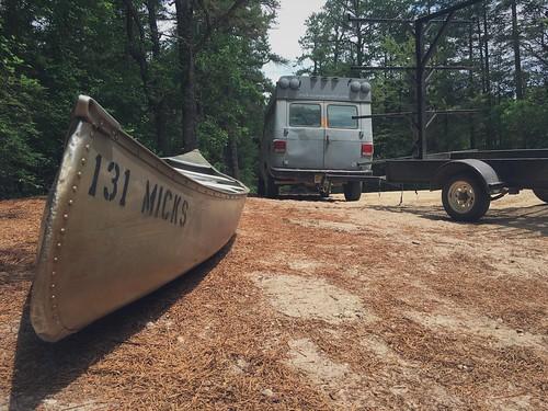 Hawkins Canoe Launch