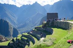 Machu Picchu, Warden's Hut