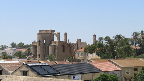 St George of the Greeks church, from Sea Gate, Famagusta
