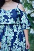 THE ONLY DRESS YOU NEED THIS SUMMER (GirlWithCurves) Tags: floraldress coldshoulderdress girlwithcurves plussizefashion plussizedress curvyfashion curvystyle curvygirl