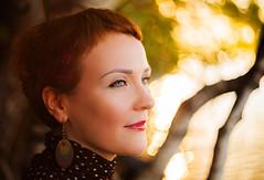 Portrait (KariFinland) Tags: 5dmk2 helios 58mm portrait light bokeh woman summer