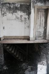 Double Floors (photokennie) Tags: trap basement fade faded twofloors floors newhampshire usa nh abandonedhouse abandoned photography sonya5000 sonya5000photography