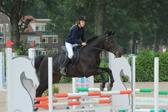 IMG_8224 (Bas & Emily) Tags: horse jump jumping horsejumping amazone ruiter kampioenschap nature natuur paard springen rsva