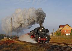 52 8079 (maurizio messa) Tags: br52 528079 plandampf teamlorie thüringen steam vapore dampf nikond40x mau bahn ferrovia treni trains railway railroad