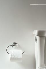(Nannile) Tags: nikon d700 bathroom white silence silent conceptual light whiteness toilet paper