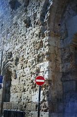 Zion Gate, Jerusalem (legalize everything) Tags: ektar smena jerusalem zion gate