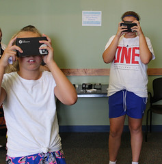 virtual reality (ACPL) Tags: fortwaynein acpl allencountypubliclibrary georgetown geo teenthursday technology arduino raspberrypi vinylcutting virtualrealityglasses