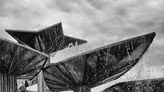 fountain (micagoto) Tags: berlin alexanderplatz alex brunnen fountain völkerfreundschaft bunnendervölkerfreundschaft nuttenbrosche