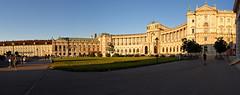 Hofburg Wien (karlheinz klingbeil) Tags: wien stadt hofburg architektur österreich panorama city vienna