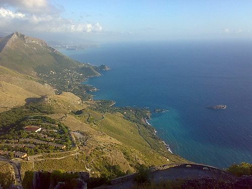 Tyrrhenian coast