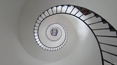 477 (udain.tomar) Tags: india kerela quillon backwaters guesthouse lighthouse spiral staircase
