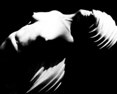 Surrender (Creaversum) Tags: nude nudity surrender sacrifice capitulate fall defeat capitulation renunciation relenting comply blackandwhite monochrome canong3 abdicate submission female bw