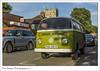 1977 Volkswagen Campervan (Paul Simpson Photography) Tags: 1970s vw volkswagencamper campervan car transport july2017 bartonuponhumber postoffice carphotography imagesof imageof paulsimpsonphotography photoof photosof reangerover sonya77 church lincolnshire northlincolnshire