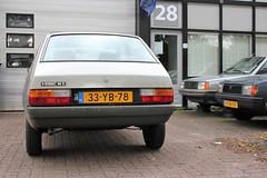 Renault 14 GTL 1983 (JY-86-XS) & Renault 14 TL 1977 (33-YB-78) & Renault 9 TSE (MilanWH) Tags: renault 14 gtl 1983 jy86xs tl 1977 33yb78 9 tse