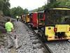 Spruce Run - High Falls (primemover88) Tags: speeder railcar excursion narcoa elkins wv west virginia durbin greenbrier valley railroad