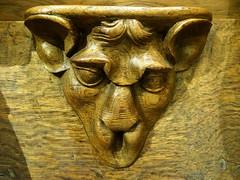 Museum Schnutgen, Cologne (Sheepdog Rex) Tags: misericords museumschnutgen cologne cacilienkirche koln