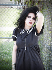 We Are The Weirdos, Mister (gloomth) Tags: gloomth thecraft craft witches occult witchschool witchy halloween 1990s 90s vintage nancy bonnie altmodels goth gothic alternative altoutfits