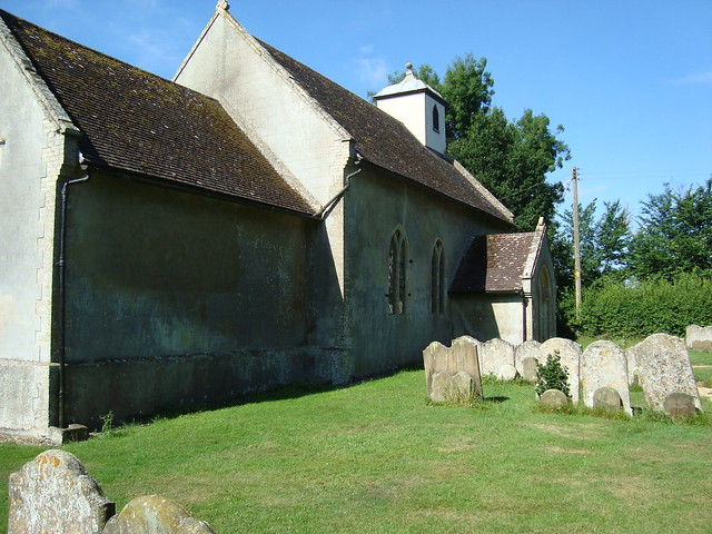 Shelland Church, Suffolk
