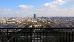 View from Eiffel (Ross Major) Tags: eiffel tower paris olympus olympusepm2 france europe city cityscape