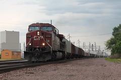CP 9769 (CC 8039) Tags: cp dme ice trains ac44cw clinton iowa