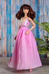 Very Pink. Very Tender (elenpriv) Tags: barbie toys made move serenity collection elenpriv elena peredreeva fashion doll