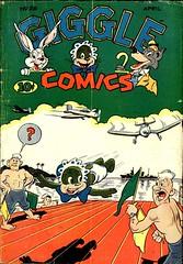 Giggle Comics 28 (Michael Vance1) Tags: art adventure artist anthology comics comicbooks cartoonist funnyanimals fantasy funny humor goldenage
