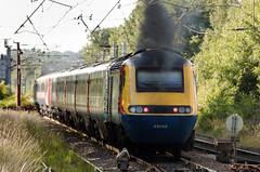 43058 Wakefield Westgate 09/07/2017 (Flash_3939) Tags: 43082 43058 class43 hst highspeedtrain eastmidlandstrains emt 1f44 wakefieldwestgate wkf station fone rail railway train uk july 2017