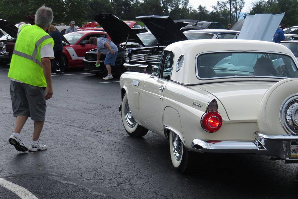 Trinity Of Fairview Car Show