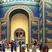 Ishtar Gate of Babylon, Pergamon Museum, Berlin