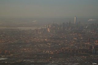 Coucher sur New York