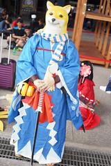 DSC08212 (RamaWangFlickr) Tags: gj17動漫創作嘉年華day1 20170708 台中文化創意產業園區 sonya7 carlzeissjenapancolar502 zebra exakta gj17 cosplay coser cosplayer 陰陽師 犬神