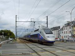TGV Duplex n°259 + 246 (ChristopherSNCF56) Tags: train tgv special 259 246 duplex lorient sncf