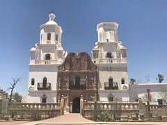San Xavier del Bac (mdhallteach311) Tags: southwest arizona tucson catholic church whitedoveofthedesert mission sanxavierdelbac