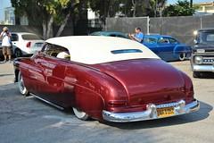Mooneyes Open House 2017 (USautos98) Tags: 1949 mercury convertible fatboy leadsled traditionalhotrod streetrod kustom