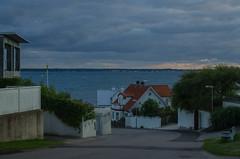 Hittarp evening view (frankmh) Tags: landscape seascape hittarp helsingborg skåne sweden outdoor öresund denmark