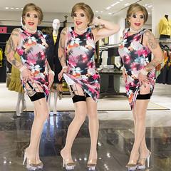 home14839-41 (Ann Drogyny) Tags: shoes legs heels crossdress crossdresser crossdressing cd tv tg ts transvestite transgender transsexual tranny tgirl glamour pinup mature cute sexy stockings nylons suspenders garters