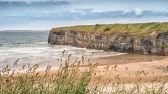 Ballybunnion Beach (mickreynolds) Tags: nx500 30mmprime wildatlanticway ballybunnion cokerry beach atlantic ocean june 2017