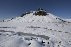 Iceland. (richard.mcmanus.) Tags: iceland mountains vik scenery landscape snow winter mcmanus arctic gettyimages