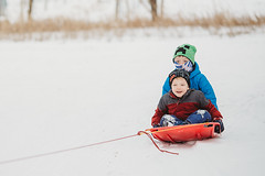 Dec 24-58 (ferguson_jillian) Tags: familytime getthemoutside outdoors outside sledding unconventional unplugged winter