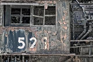 Decaying Train 1360 B