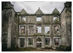Kirklinton Hall (Maggie's Camera) Tags: kirklintonhall carlise cumbria 17thcentury ruin countryhouse hall mansion dilapidated fallingdowndangerous beautiful magical houseandgardens