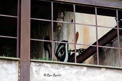 Roma. Urbex and graffiti-art. Leonardo Costabile (R come Rit@) Tags: italia italy roma rome ritarestifo photography streetphotography urbanexploration exploration streetart arte art arteurbana streetartphotography urbanart urban wall walls wallart graffiti graff graffitiart muro muri artwork streetartroma streetartrome romestreetart romastreetart graffitiroma graffitirome romegraffiti romeurbanart urbanartroma streetartitaly italystreetart contemporaryart artecontemporanea artedistrada underground urbex abandonedplaces postiabbandonati fabbricaabbandonata abandonedfactory abandoned abbandono leonardocostabile magliana