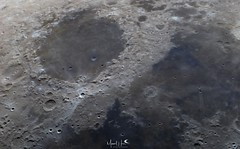 Mare Crisium (manuel.huss) Tags: moon space mare crisium surface crater detail astronomy astrophotography telescope science geology mineral