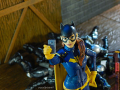 selfie break (metaldriver89) Tags: batgirl barbara gordon barbaragordon dc dcic dcicons dccollectibles harley quinn harleyquinn joker suicidsquad suicide squad batman mattel collectibles dceu dcuc comics badguys dccomics movie actionfigure action figure figures universe classics batmanunlimited legacy unlimited toys new52 new 52 acba articulatedcomicbookart articulated comic book art gotham gothamcity actionfigures toyphotography toy indoor thedarkknight thedarkknightreturns superman multiverse dcmultiverse darkknight dark burnside rebirth